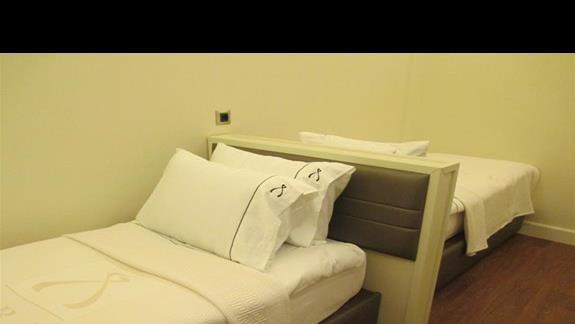 Aurum Spa & Beach Resort pokój rodzinny cz.1