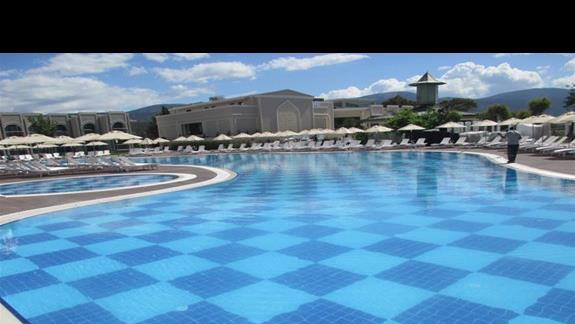 Aurum Spa & Beach Resort basen