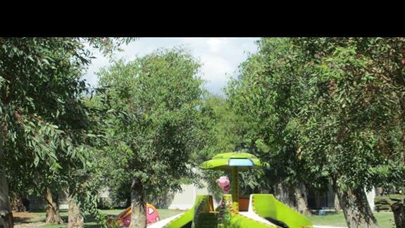 Aurum Spa & Beach Resort minizjezdzalnie