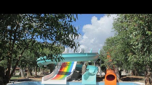 Aurum Spa & Beach Resort zjezdzalnie