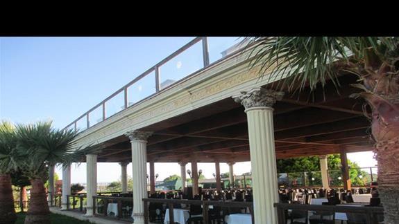 Didim Beach Resort restauracja