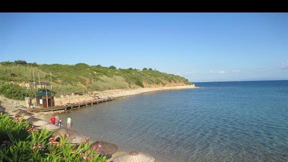 Didim Beach Resort plaza
