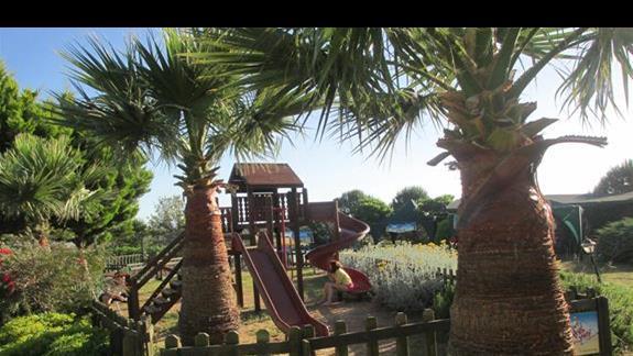 Didim Beach Resort plac zabaw