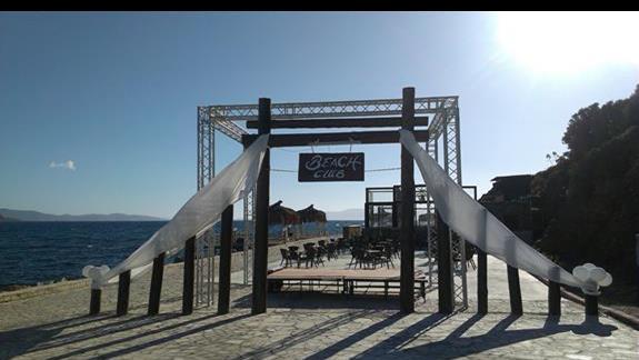 Yasmin Resort beach bar