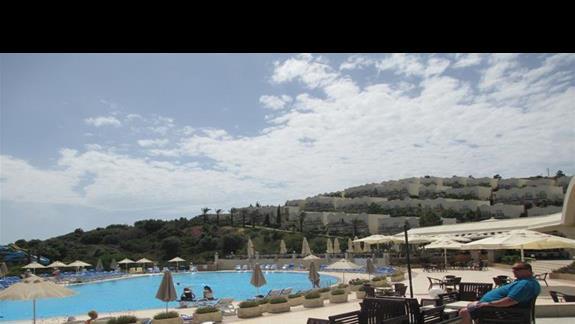 Yasmin Resort basen 2
