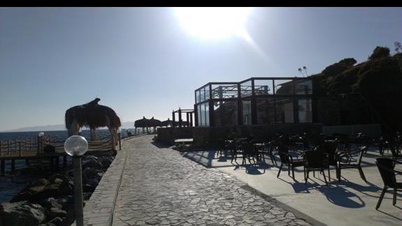 Yasmin Resort dyskoteka na plazy