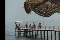Hotel The Three Corners Sea Beach - molo