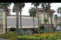 Hotel Meryan - Przed hotelem.