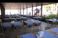 Hotel Meryan - Restauracja w ogrodzie.