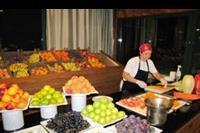 Hotel Meryan - Owoce do kolacji.