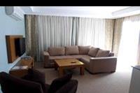 Hotel River Garden - Apartament - pokój dzienny