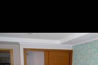 Hotel River Garden - Apartament - sypialnia z 2 lózkami