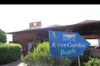 Hotel River Garden - Bar na plazy