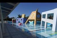 Hotel Xanthe Resort - brodzik