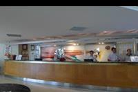 Hotel Xanthe Resort - recepcja