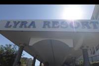 Hotel Lyra Resort - front