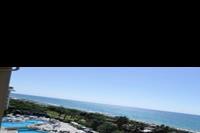 Hotel Lyra Resort - widok z pokoju