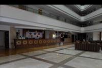 Hotel Saphir Resort - recepcja