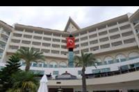 Hotel Saphir Resort - budynek