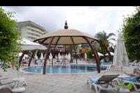 Hotel Saphir Resort - brodzik