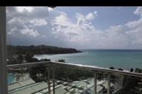 Hotel Sea Life Buket Beach - widok z okna