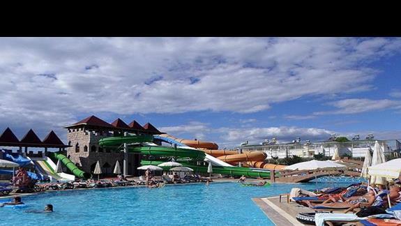 aquapark w hotelu