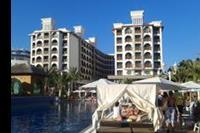 Hotel Quattro Beach Spa - budynek