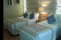 Hotel Quattro Beach Spa - pokój