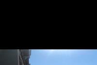 Hotel Quattro Beach Spa - widok z okna