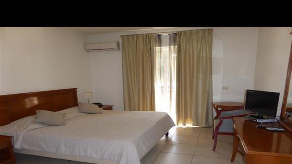 Pokój standardowy w w hotelu Aquis Sandy Beach