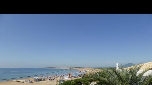 Plaza przy hotelu Aquis Sandy Beach