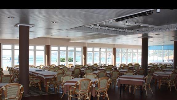 Restauracja w hotelu Belle Helene