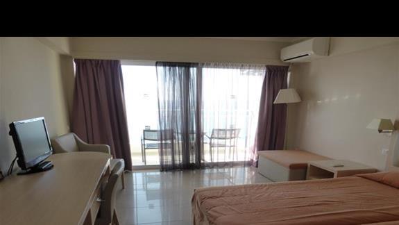 Pokój w hotelu Aquis Agios Gordios