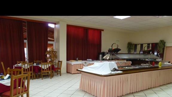 Restauracja w hotelu Angela Beach