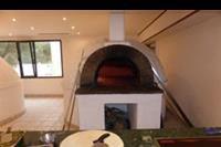 Hotel Roda Beach Resort & SPA - Pizza z pieca w hotelu Mitsis Roda Beach Resort