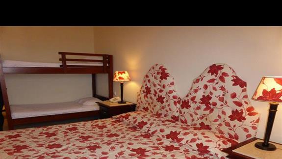 Pokój w hotelu Mitsis Roda Beach Resort
