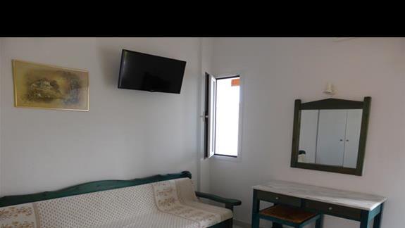 Pokój w hotelu Eriva