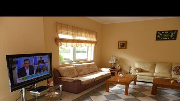 Lobby w hotelu Eriva