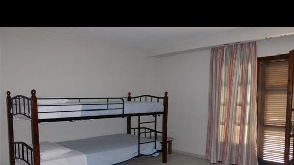 Pokój 2+2 hotel Gelina Village