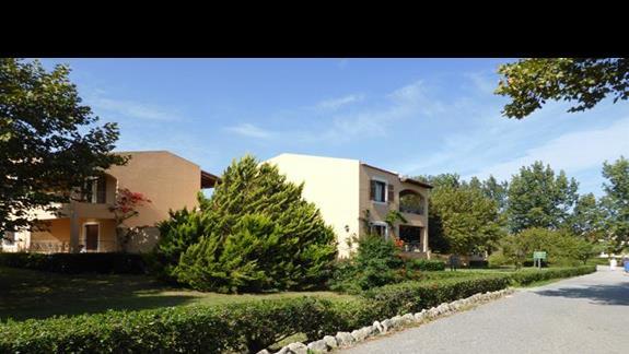 Teren hotelu Gelina Village