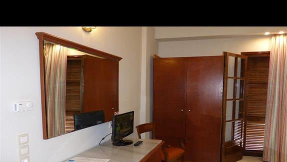 Pokój w hotelu Gelina Village