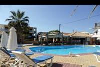 Hotel Blue Sea - Basen w hotelu Blue Sea
