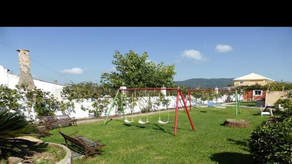 Plac zabaw w hotelu Blue Sea