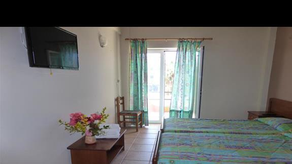 Pokój standardowy w hotelu Blue Sea