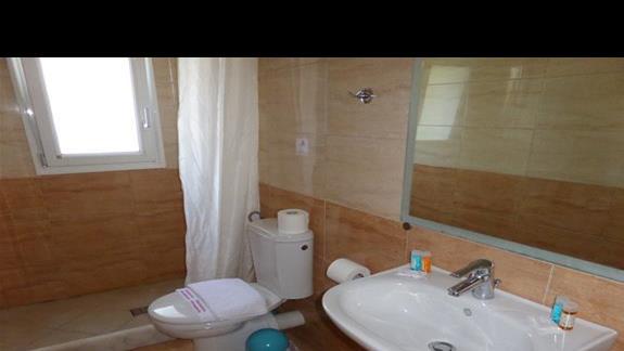 Lazienka w suite w hotelu Memento Kassiopi Resort