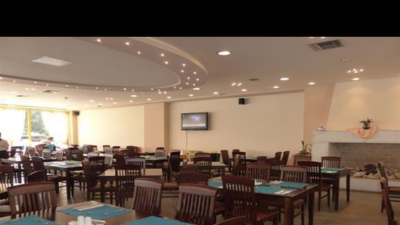 Restauracja w hotelu Memento Kassiopi Resort