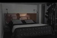 Hotel Estival Park - pokój hotelowy z antresola