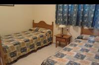 Hotel Estival Park - sypialnia w apartamentach