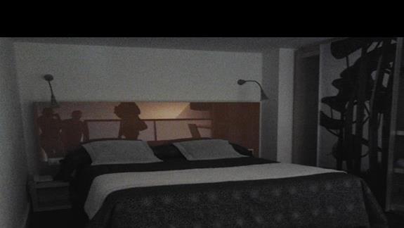 pokój hotelowy z antresola