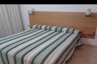 Hotel Les Dalies - sypialnia